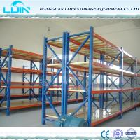 Professional Light Duty Racking For Warehouse Storage Save Space Level Optional