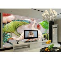 China Environmental Protection 3D Leather Wall Panels for TV Wall Decoration wholesale