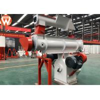 Buy cheap Cattle Poultry Feed Making Machine Customized Voltage 300rpm Ring Die Speed from wholesalers