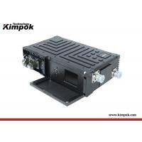 Buy cheap 80km Wireless UAV Video Link Bi-directional COFDM Ethernet Radio with 5W Output from wholesalers