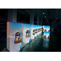 Buy cheap P6 Led Advertising Screens Meanwell Energy 5v60a Columns Led Billboard Display from wholesalers