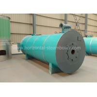 China 1.25-3.5MW Thermic Fluid Boiler Textile Mill Horizontal Gas Thermal Boiler on sale
