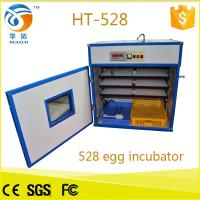 China New Products Professional Full Automatic Industrial 528 Egg Incubator wholesale