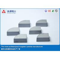 China YT5 / P30 Model Tungsten Carbide Brazed Tips wholesale
