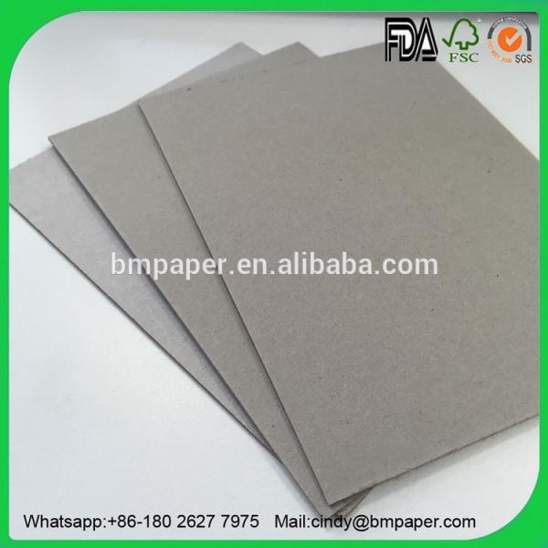 grey cardboard