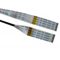 28AWG 20 Pin Ribbon Cable 2.0mm Pitch  Idc Copper Connector Customized Length
