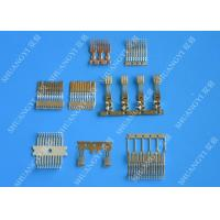 China Low Breaking Capacity Wire Crimp Terminals , Electrical PCB AutomotiveFuse Box Terminals wholesale