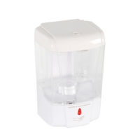 China Battery Operated Plastic 700 ML Automatic Foam Soap Dispenser on sale
