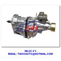 China Manual Toyota Engine Spare Parts , Transmission Gearbox For Hilux 4X2 Gearbox on sale