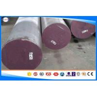 China SAE3310 / DIN1.5752 Hot Forged Steel Bar Rod With Q + T / Black / Grinded wholesale