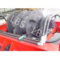 China Building Crane Wire Rope Hydraulic Towing Winch With Lebus Groove wholesale