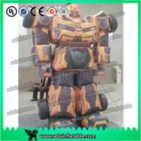 China Giant Movie Inflatable Robot Customized 5M Inflatable Transformers For Advertising wholesale
