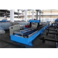 China High Speed Highway Guardrail Forming Machine , Metal Sheet Forming MachineTracking Cutting wholesale