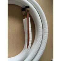 """Buy cheap Air Conditioner Connecting Pipe Including Fittings 1/4""""+3/8"""" 5M from wholesalers"""