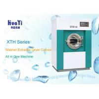 China 15kg 20kg Vertical Stainless Steel Washing Machine Industrial Washer And Dryer wholesale