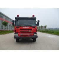 China G131-9 Gearbox Reversible Cab Emergency Rescue Vehicle 8960×2475×3400mm on sale