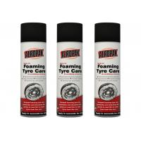 China ROHS Certificate Tyre Foam Spray Non Toxic For Dirt And Gum APK-8307-4 wholesale