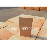 China Good Thermal Shock Resistance Fire Clay Brick Used For Furnace wholesale