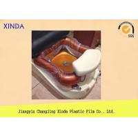 Quality Rubber band SPA pedicure disposable liner 110cm diameter thin round sample free for sale
