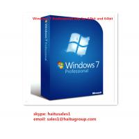 Quality Microsoft Windows 7 Product Key Codes Full Version License activation key for sale