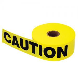 China High adhesion and softness Safety Warning Tape underground PVC adhesive tape wholesale