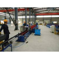 China PLC Control System Solar Strut Roll Forming Machine wholesale