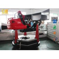 China Formula 1 Simulator Coin Operated Game Machine For 360 Degree Driving Game wholesale