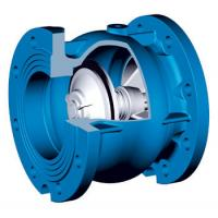 China Silence Check Valve DN200 / Flange drilled PN10 / SS 316 AISI / Pressure PN16 wholesale