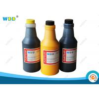 China 473ml CIJ Ink Digital Printing / Mek Based Ink Citronix Printing Food Packaging wholesale