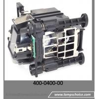 China Compatible Projector Lamp with housing for PROJECTION DESIGN F3+ XGA Projector wholesale