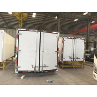 China FRP Sandwich Panels Refrigerator Box Truck Body 1.5 - 30ton For Medicine Transportation wholesale