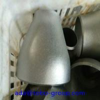 Quality Stainless Steel Reducer Butt Welded Pipe Fittings WP348H 1/2'' SCH40s for sale