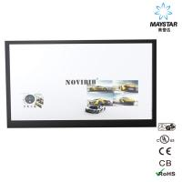 China Shopping Mall Transparent Glass Display , OEM Small Transparent Display wholesale