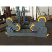 China 50 / 60 Hz Heavy Duty Pipe Roller Stands Drive By 3kw Motor Power wholesale