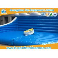 China Super Popular Jet Surf Air Inflatable Surfboard Mechanical Rodeo Game For Adults wholesale