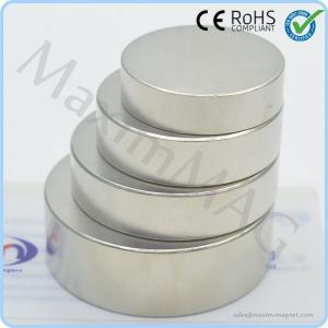 China Big round neodymium magnets wholesale