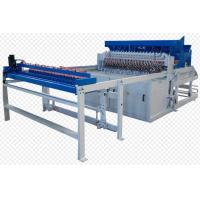 China Semi-Automatic Welded Wire Mesh Fencing panel Machine 50*50 Mm-200*200 Mm Mesh Size wholesale
