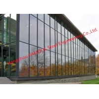 China 5mm-12mm Glass Curtain Wall Facade wholesale