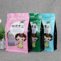 China Custom made Stand up foil bags for food packaging made in China wholesale