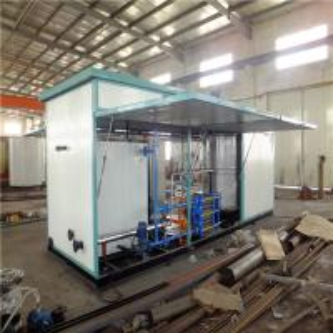 China Polymer Bitumen Emulsion Plant With Two Emulsion Blending Tanks Direct Operation wholesale