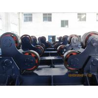 Buy cheap 120000lbs Heavy Duty Pipe Rollers Hydraulic Control Wheel Motorized Moving from wholesalers