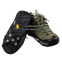 China Portable safety nonslip overshoes,Safety anti slip waterproof shoe covers wholesale