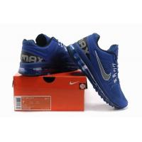 Quality Nike Air Max + 2013 shoes royal blue shoes for sale