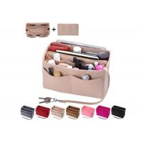 China Insert 3 Size Felt Fabric Bags Organizer Fit LV 43 Colors With Long Using Life on sale