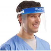 China CE FDA Approval Clear Plastic Face Shield , Full Face Shield Environmental Firendly wholesale