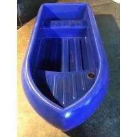 China fishing Small Roto moulding New cheaper Plastic fishing row boat for sales wholesale