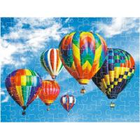 China Custom 3D Lenticular Jigsaw Puzzles/Hot sale 3D lenticular pringting puzzles wholesale
