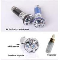 China 2,300,000 pcs/cm3 Business Gift A-alloy Artificial Car Aroma Diffuser for Car, home wholesale
