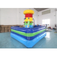China Outdoor Commercial Inflatable Bounce House Rock Color Inflatable Rock Climbing Wall Game wholesale