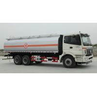 Buy cheap Foton 20cbm Oil Tanker Truck with API standard system, 20 ton Fuel Petrol Diesel from wholesalers